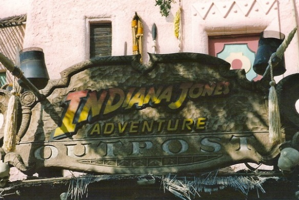 66 Indiana Jones