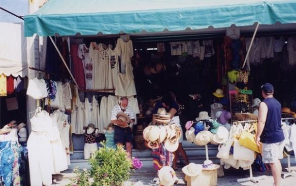 63 Flea Market, Zihuatanejo