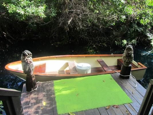 34 Mayan River boat ride